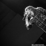 Pianos Become the Teeth - band live at Union Transfer in Philadelphia