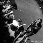 Converge - band live at Union Transfer in Philadelphia