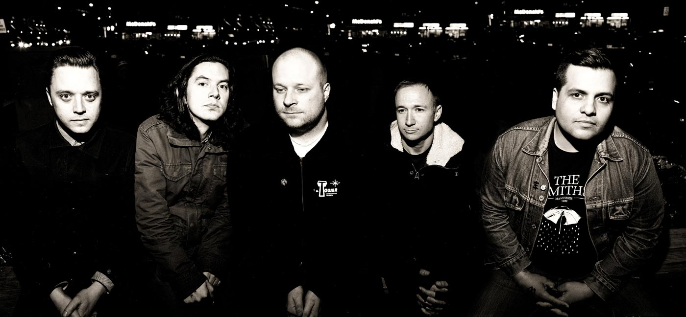 Narrows - band interview at Blow The Scene
