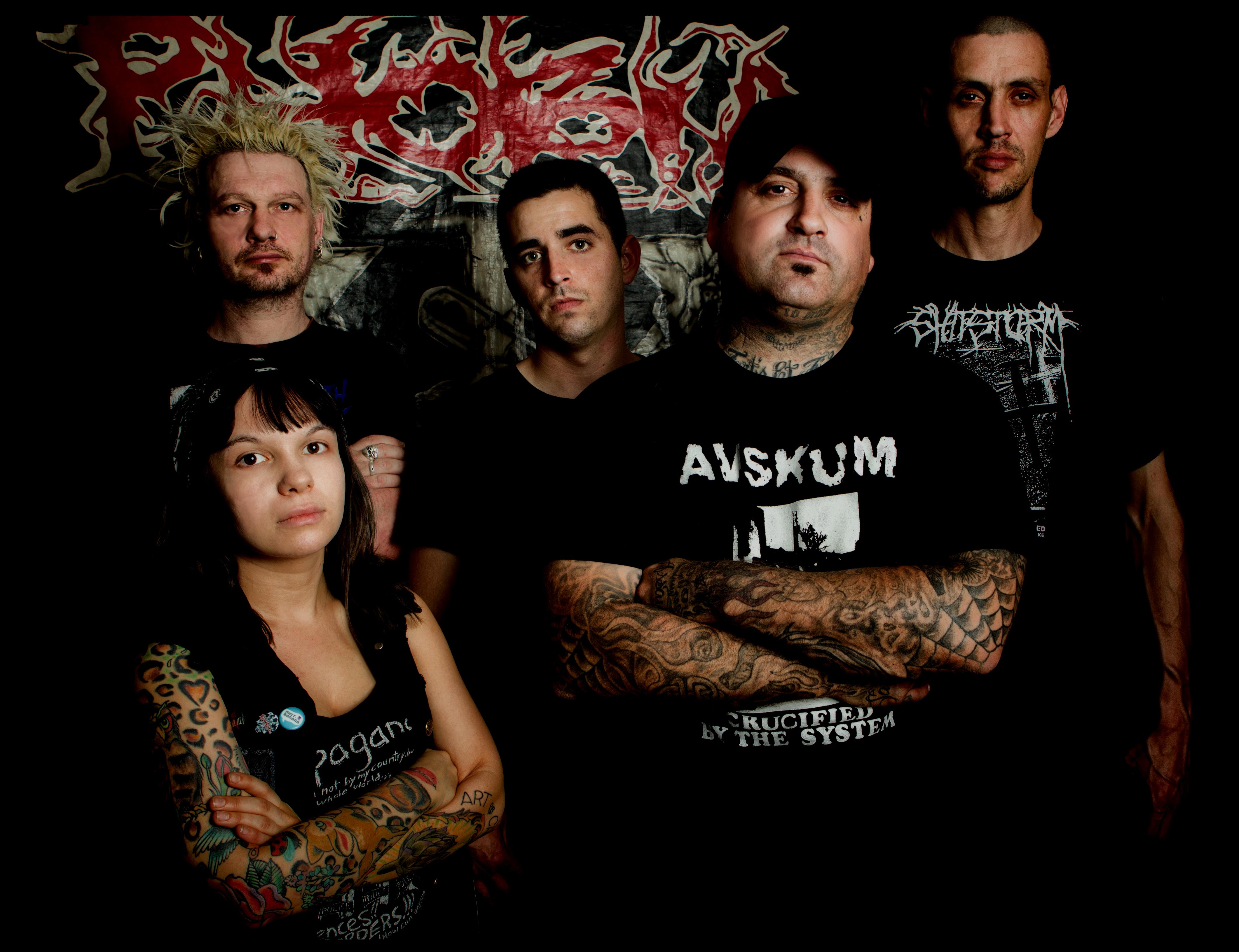 Phobia - band 2012