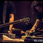 James Plotkin - band live at First Unitarian Church in Philadelphia