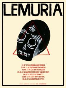 Lemuria UK Tour