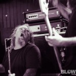 Weedeater - band live at The Barbary in Philadelphia