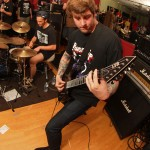 Agitator - band live at O'Reilly's in Philadelphia