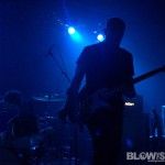Baroness - band live at the TLA in Philadelphia