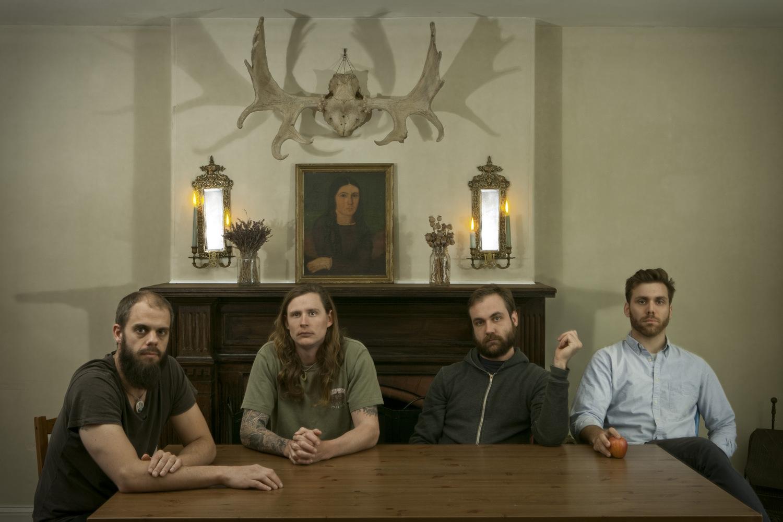 baroness band 2012