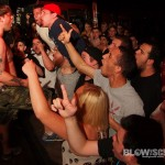 Cold World - band live at The Barbary in Philadelphia