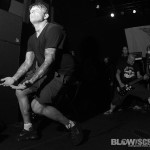 Cro-Mags - band live at The Union Transfer in Philadelphia