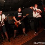 Cross Check - band live at The Barbary in Philadelphia