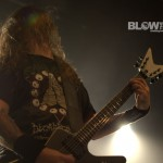 Decapitated - band live at the TLA in Philadelphia
