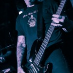 Dropdead - band live at The Barbary in Philadelphia on May 16, 2012