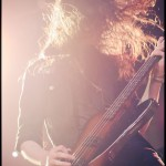 In Solitude - band live at Trocadero in Philly on Decibel Mag Tour 2012