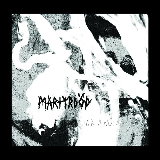 Martyrdod - Paranoia cover