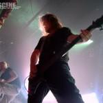 Meshuggah - band live at the TLA in Philadelphia