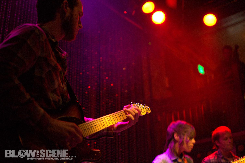 Jenks Miller performing at Johnny Brenda's in Philadelphia