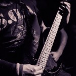 Nasum - band live at The Barbary in Philadelphia on May 23, 2012