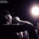 Nasum - band live at The Barbary in Philadelphia on May 16, 2012