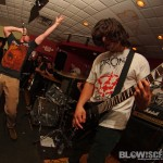 Power Trip - band live at O'Reilly's in Philadelphia