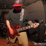 Suburban Scum - band live at The Barbary in Philadelphia