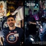 Greg Horn Philadelphia Comic Con Artist 2012