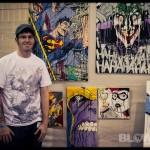 Joshua Heckert Philadelphia Comic Con Artist 2012