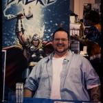 Jeff Balke Philadelphia Comic Con Artist 2012
