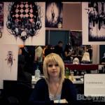 T. Zolotareva Philadelphia Comic Con Artist 2012