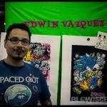 Edwin Vazquez - Philadelphia Comic Con Artist