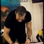 Arthur Suydam - Philadelphia Comic Con Artist