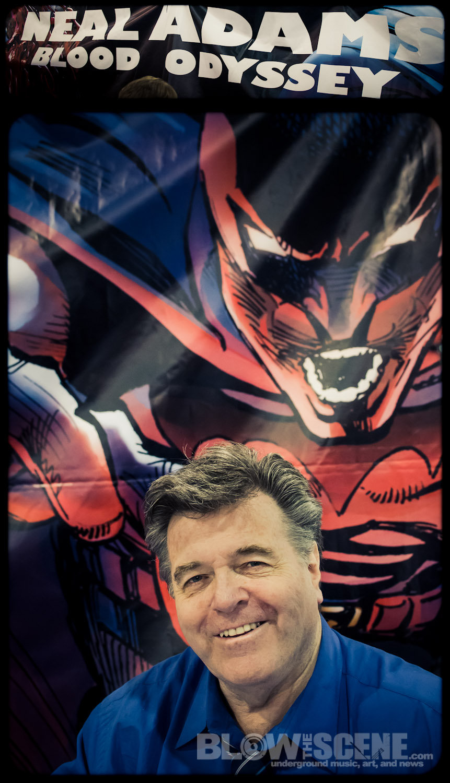 Neal Adams - Philadelphia Comic Con Artist
