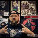 Christopher Ott Philadelphia Comic Con Artist 2012