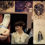 Shasha Yosselani Philadelphia Comic Con Artist 2012