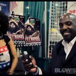 Dotcom Kevin Brown - Comic Con 2012 Philadelphia Celeb