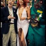 Lloyd Kaufman Troma - Comic Con 2012 Philadelphia Celeb