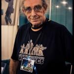 Peter Mayhew Chewbacca - Comic Con 2012 Philadelphia Celeb