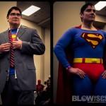 Comic Con Philadelphia 2012 Superman