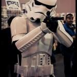 Comic Con Philadelphia 2012 Star Wars Storm Trooper