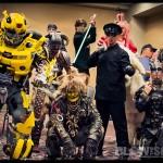 Comic Con Philadelphia 2012 Super Costumes