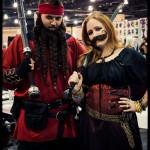 Comic Con Philadelphia 2012 Pirates