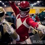 Comic Con Philadelphia 2012 Power Rangers