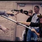 Comic Con Philadelphia 2012 Zombies