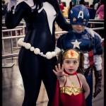 Comic Con Philadelphia 2012 Kid Costumes