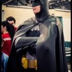 Comic Con Philadelphia 2012 Batman