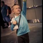 Comic Con Philadelphia 2012 Kids