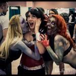 Comic Con Philadelphia 2012 Fun with Fans