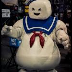 Comic Con Philadelphia 2012 Ghostbusters