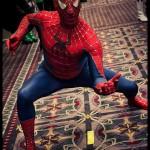 Comic Con Philadelphia 2012 Spiderman