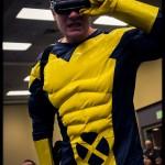 Comic Con Philadelphia 2012 X-men Cyclops