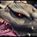 Comic Con Philadelphia 2012 Ghostbusters Demon