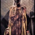 Comic Con Philadelphia 2012 Zombie